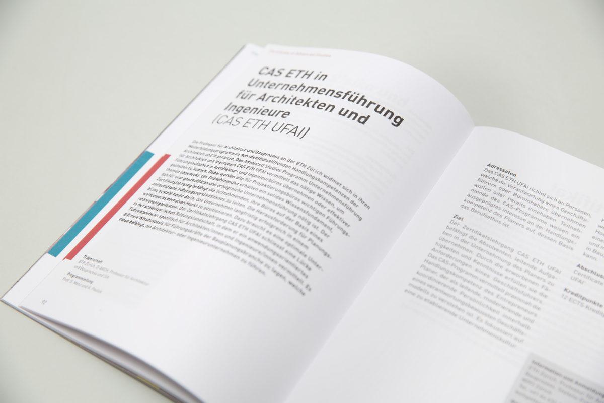 N chstes projekt for Weiterbildung design
